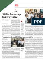 Unilever Opens Leadership Training Centre