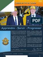 Ligue des Cadets de l'Air Bulletin d'été 2013