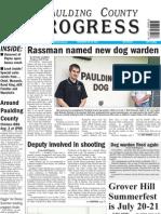 Paulding County Progress July 10, 2013