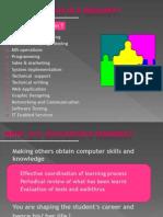 Career Avenues in IT Industry