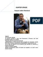 Grass, Gunter - Ensayos sobre literatura.pdf