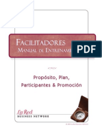 Facilitator Training Manual ESP