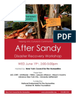 AfterSandy Workshop Packet
