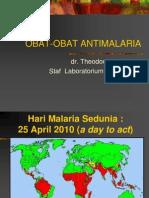 Antimalaria Dr. Teo