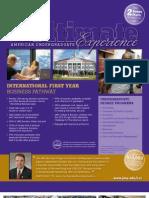 Embassy CES ISC JMU Business Pathway Flyer 2013-14