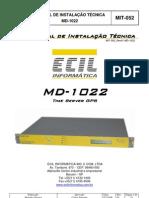 GPS ECIL MD-1022