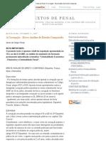Textos de Penal_ A Corrupção - Breve Análise de Direito Comparado