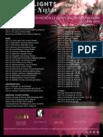 Dallas/Ft. Worth Metroplex Events & Activities Calendar - July 2013