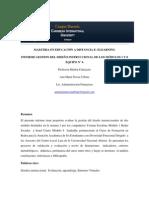INFORME DE VALIDACIONY EVALUACIÓN MODULOS 1Y 8