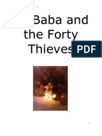 Ali baba and the forty thieves one thousand and one nights ali baba and the forty thieves one thousand and one nights reading comprehension ccuart Images