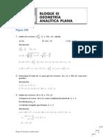 Soluciones bloque 3  Geometría