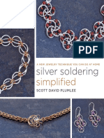 Excerpt from Silver Soldering Simplified by Scott David Plumlee
