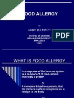 15. Food Allergy