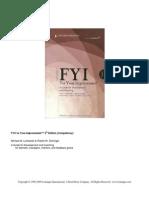 FYI Book Online