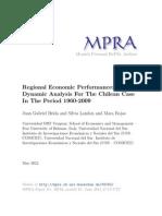 Regional Economic Performance
