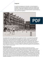 Aldo Van Eyck and the City as Playground Merijn Oudenampsen