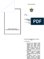 Buku Panduan PKL Farmasi