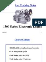 1300 EDi (Heui) Electronic Engine
