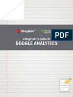 Guide to Google Analytics