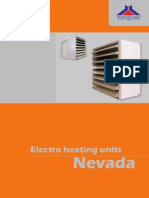 Aeroterme Electrice Nevada Pliant Prezentare