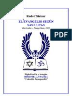 Steiner Rudolf - Evangelio de Lucas.pdf