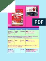 DONDE IR Julio 2013 Latino Festival -La Diaspora   Peruana New York.