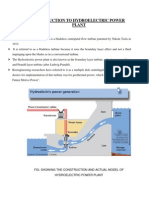Introduction to Hydroelectric Power Plant