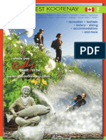 2013 West Kootenay Summer Go & Do Guide