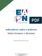 Indicadores Pobreza UE_PT_ 2012