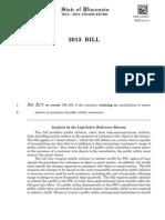 Smart Meter Bill