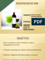 Cata y  Degustación de Vino