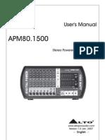 APM 80.1500