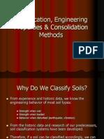 Classifications of Soils