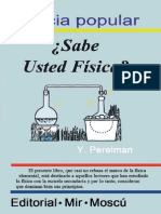 Sabe_usted_Fisica - Ciencia Popular