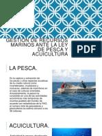 Ley de Pesca Acg-Azc