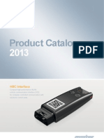 Samtec Product Catalog en 2013