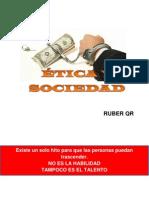 LIBRO - ÉTICA Y SOCIEDAD
