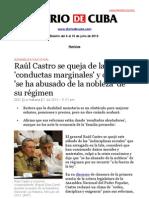 Boletín semanal de DIARIO DE CUBA | Del 4 al 10 de julio de 2013