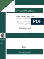 Tema 4 Exponentes y Polinomios