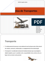 Tcm - Transportes