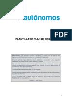 Modelo de Plan de Negocio