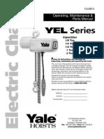 YaleElectric-YELManual