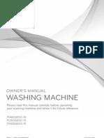 LG Washing Machine MFL67085060