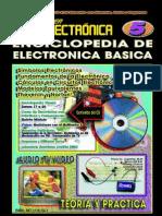 Enciclopedia de Electronica Basica - Tomo 5