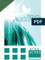 Auric Acres Company Profile