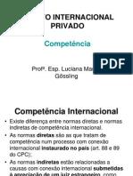 DIP_privado_-_competência_-_PARTILHA_DE_BENS