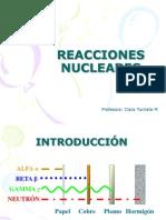 DIAP-REACCIONES NUCLEARES 2009-1