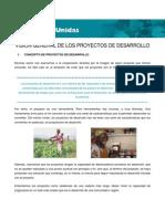 Vision General Sobre El Proyecto de Desarrollo (1)