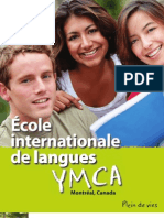 Pamphlet 2013 - Adult Courses (French)