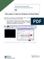 Tutorial Cómo editar un video con Windows Live Movie Maker